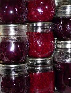 Homemade jam and jelly, what could be better